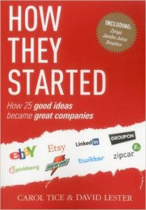 How 25 Good Ideas Became Great Companies