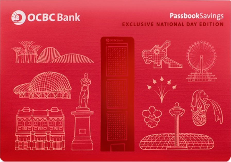 OCBC Bank Singapore National Day Savings Promotion