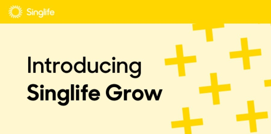 Singlife Grow Investment Linked Plan